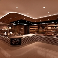 Bakery and cafe design