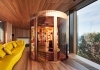 Combined luxury sauna