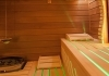 Combined sauna at home