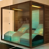 Easy Relax combined sauna