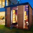 Exclusive outdoor sauna