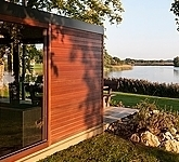 Finnish sauna & infrared sauna house manufacture