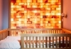 Himalayan salt therapy in children room