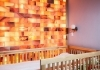 Himalayan salt wall for children