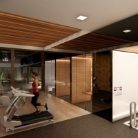 Home fitness and wellness