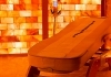 Jade beds with Himalayan salt therapy