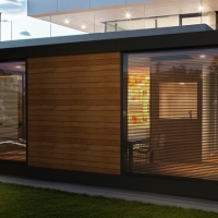 Luxury sauna house Monaco