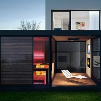Valencia luxury sauna house