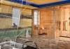 Wellness for hotel with finnish and infrared sauna