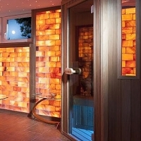 Wellness with Himalayan salt therapy